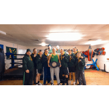 Aldercar and Langley Mill Boxing Club