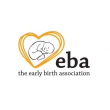 The Early Birth Association cause logo