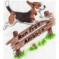 Run Free Alliance cause logo