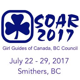 SOAR  British Columbia 2017 - Pippalina Daniels