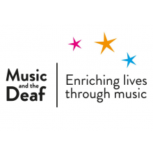 Music and the Deaf cause logo