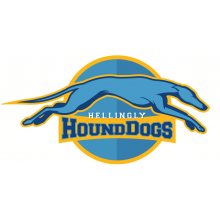 Hellingly Hound Dogs American Flag Football Club