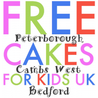 Free Cakes For Kids (Peterborough, Cambs West & Bedford