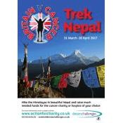 Britain v Cancer Trek Nepal 2017 - Helen Hayes