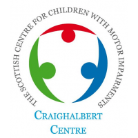 The Scottish Centre for Children with Motor Impairments (The Craighalbert... cause logo
