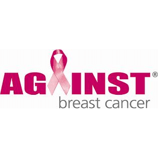 Against Breast Cancer cause logo