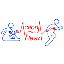 Action Heart cause logo