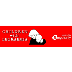 Children with Leukaemia with Mark Skinner cause logo