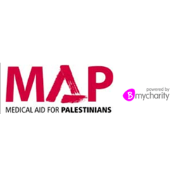 MAP with Cycling for Gaza