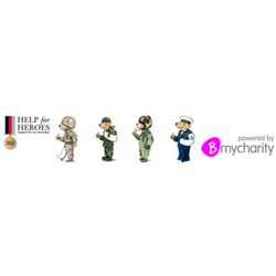 Help for Heroes with Tanya Burtenshaw