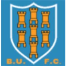 Ballymena United Youth Academy cause logo