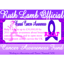 Ruth Lamb Official Cancer Awareness Fund
