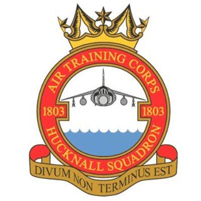 1803 Squadron Hucknall ATC