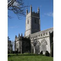 St Enoder Parish Church - Cornwall
