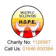 H.O.P.E MS Therapy Centre - Milford Haven