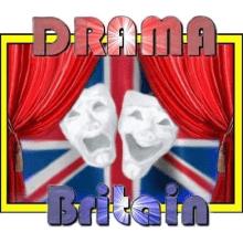Drama Britain cause logo