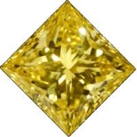 Yellow Diamond Clubs