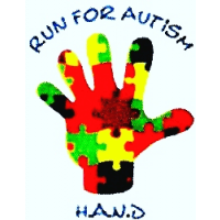 Run For Autism Charity HAND.