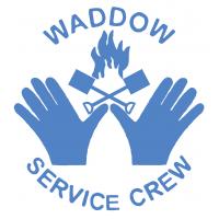 Waddow Service Crew cause logo