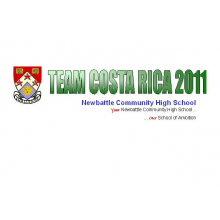 Newbattle Team Costa Rica 2011 - Newbattle High School cause logo