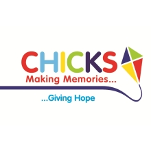 CHICKS cause logo