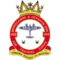 455 (Morecambe and Heysham) Squadron Air Training Corps