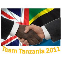 Team Tanzania 2011 - Annie Turney