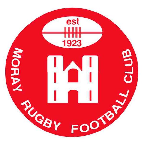 Moray Rugby Football Club cause logo