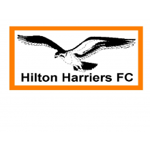 Hilton Harriers LFC cause logo