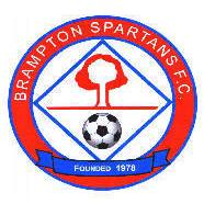 Brampton Spartans Blue Under 14 Football Team
