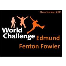 World Challenge - Edmund Fenton Fowler: