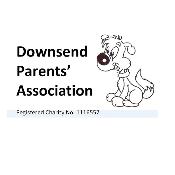 Downsend Parents Association cause logo