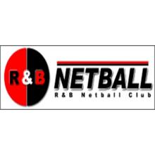 R&B Netball Club cause logo