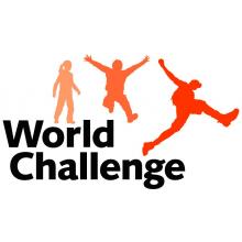 World Challenge - Paige Thornton cause logo