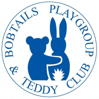 Bobtails Playgroup & Teddy Club cause logo