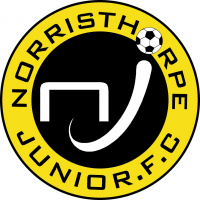 Norristhorpe Junior Football Club cause logo