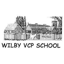 Wilby VCP School Eye - Suffolk cause logo
