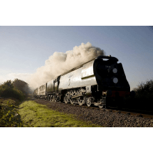 The Battle Of Britain Locomotive Society