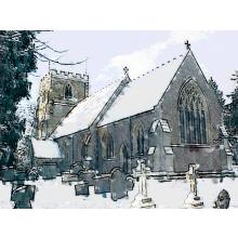 St Cuthbert's Church - Great Glen