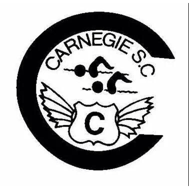 Carnegie Swimming Club cause logo
