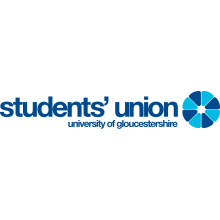 University Of Gloucestershire Students Union Sports cause logo