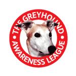 Greyhound Awareness League cause logo