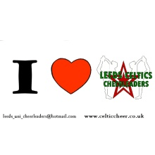 University of Leeds - Celtics Cheerleaders