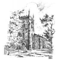 Ainsworth Parish Church - Bolton cause logo