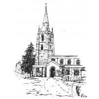Saint Mary & Saint Peter's Church - Harlaxton