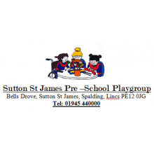 Sutton St James Pre-School Playgroup - Lincolnshire