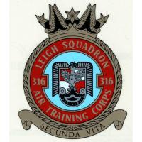 316 (Leigh) Sqn Air Training Corps
