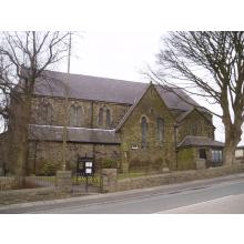 St Oswald's Church - Knuzden