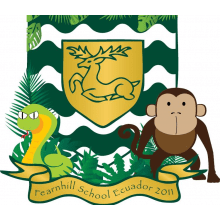 Fearnhill Goes Wild - Students to the Amazon cause logo