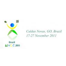 World Youth Chess Championships U14 Brazil - William Foo